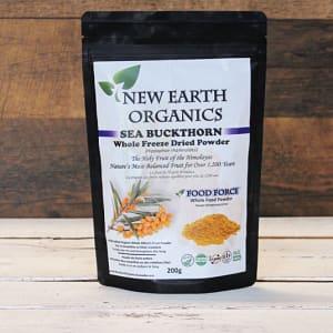 Organic Sea Buckthorn Fruit Powder- Code#: PC410693