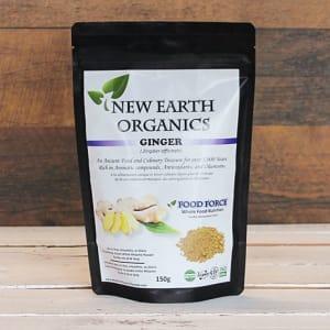 Organic Ginger Powder- Code#: PC410694