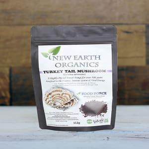 Organic Activation Extracted Turkey Tail Mushroom- Code#: PC410700