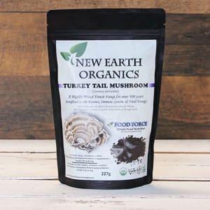 Organic Activation Extracted Turkey Tail Mushroom- Code#: PC410701