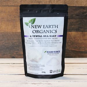 Organic Sea Salt- Code#: PC410708