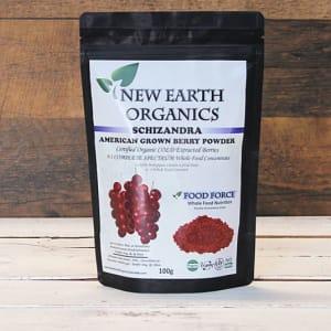 Organic Schizandra American- Code#: PC410710