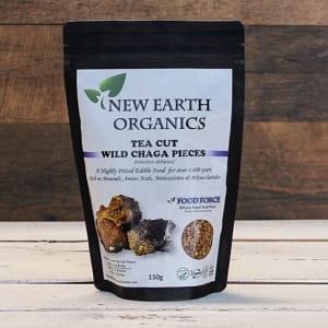 Organic Wild Chaga Muchroom Pieces- Code#: PC410713