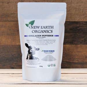Grass-fed Premium Hydrolyzed Collagen Peptide Powder- Code#: PC410715