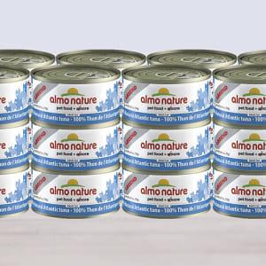 Atlantic Tuna Cat Food - CASE- Code#: PD070-CS