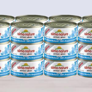 Mackeral Cat Food - CASE- Code#: PD086-CS
