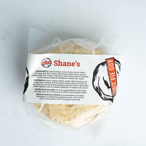 Shane's Pie - Pulled Beef and Mashed Potatoes (Frozen)- Code#: PM0976