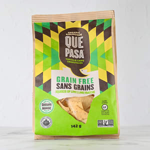 Organic Grain Free Chips - Lime- Code#: SN1924