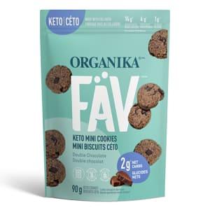 FaV Keto Mini Cookies - Double Chocolate- Code#: SN2005