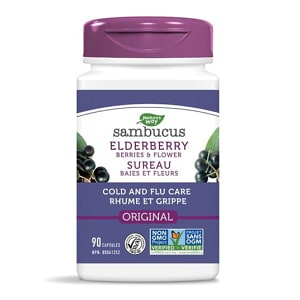 Sambucus Elderberry Capsules- Code#: VT0941