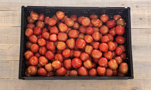 Local Tomatoes, Roma - CASE- Code#: PR216800LCN