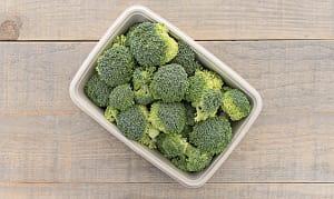 Organic Broccoli, Floret Tray- Code#: PR217033NCO