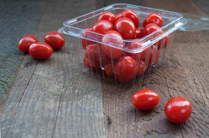 Organic Tomatoes, Grape Cherry- Code#: PR100902NCO