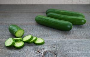 Local Cucumbers, Mini bag- Code#: PR207090LCN