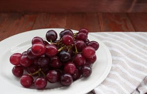Organic Grapes, Red- Code#: PR100123NPO