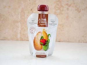 Organic Super Blends - Butternut Squash, Corn & Apple- Code#: BB015