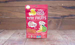 Organic Tiny Fruits - Apple Banana- Code#: BB150