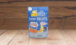 Organic Tiny Fruits - Blueberry Banana- Code#: BB151