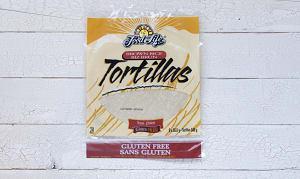 Brown Rice Tortilla (Frozen)- Code#: BR0001