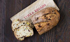 Cranberry Pistachio Loaf- Code#: BR049