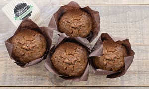 Carrot Raisin Walnut Muffins- Code#: BR1523
