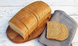 Organic Honey Whole Wheat Sliced Bread- Code#: BR3100