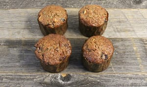 Gluten Free, Morning Glory Muffins- Code#: BR3156