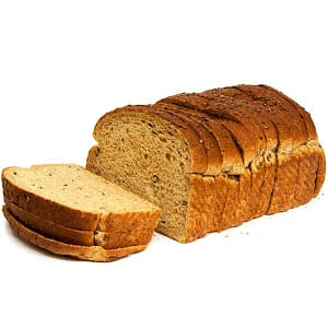 Whole Grain Rye Sliced Bread- Code#: BR3306
