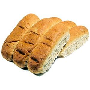 Stoneground Hot Dog Buns- Code#: BR3444