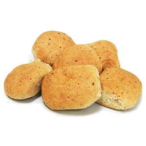 Golden Flax Hamburger Buns- Code#: BR3464