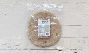 Organic Chapati Wrap 11 inch (Frozen)- Code#: BR557