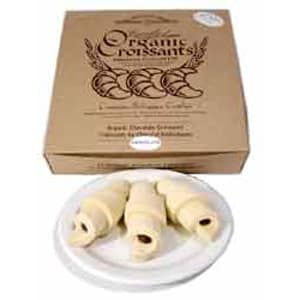 Organic Ready-to-Bake Chocolate Croissants (Frozen)- Code#: BR621