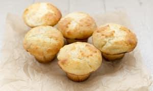 Lemon Ricotta Muffins- Code#: BR692