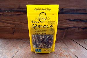 Gluten Free Quinoa Granola- Code#: BR776