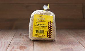 Organic Multigrain Breadcrumbs- Code#: BR973