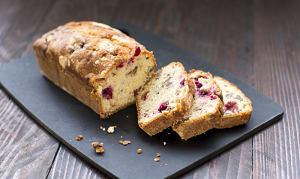 Cranberry Pecan Loaf Unsliced- Code#: BR983