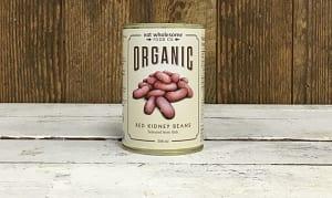 Organic Red Kidney Beans- Code#: BU0045
