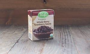 Organic Cranberry Sauce- Code#: BU1650