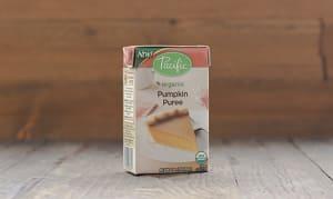 Organic Pumpkin Puree- Code#: BU1651