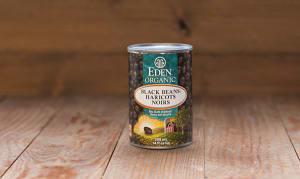 Organic Black Beans - BPA Free- Code#: BU433