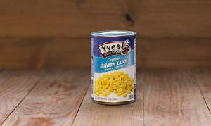 Organic Whole Kernel Golden Corn- Code#: BU466