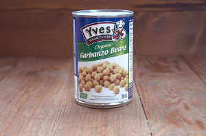 Organic Garbanzo Beans- Code#: BU472