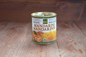 Organic Mandarin Orange Slices - BPA Free- Code#: BU475