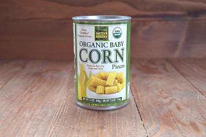 Organic Cut Baby Corn - BPA Free- Code#: BU485
