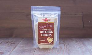 Organic Brown Rice Bread Crumbs- Code#: BU667