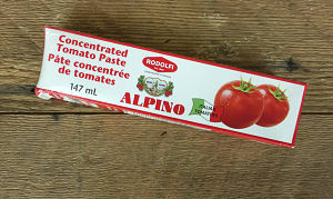 Tomato Paste- Code#: BU8046