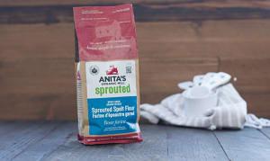 Organic Sprouted Spelt Flour- Code#: BU841