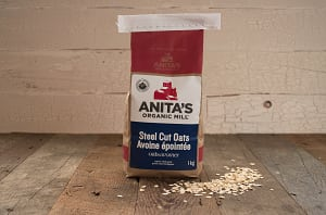 Organic Steel Cut Oats- Code#: BU852