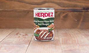Refried Red Beans- Code#: BU896