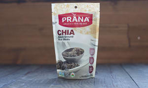 Organic Black Chia Seeds - Ground- Code#: BU927